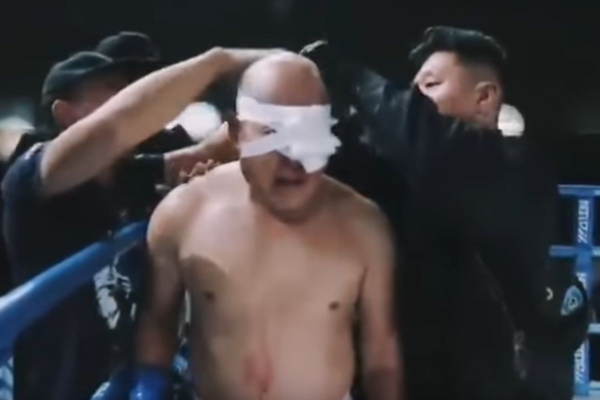 Video: MMA's 'Mad Dog' Xu Xiaodong destroys another Kung Fu