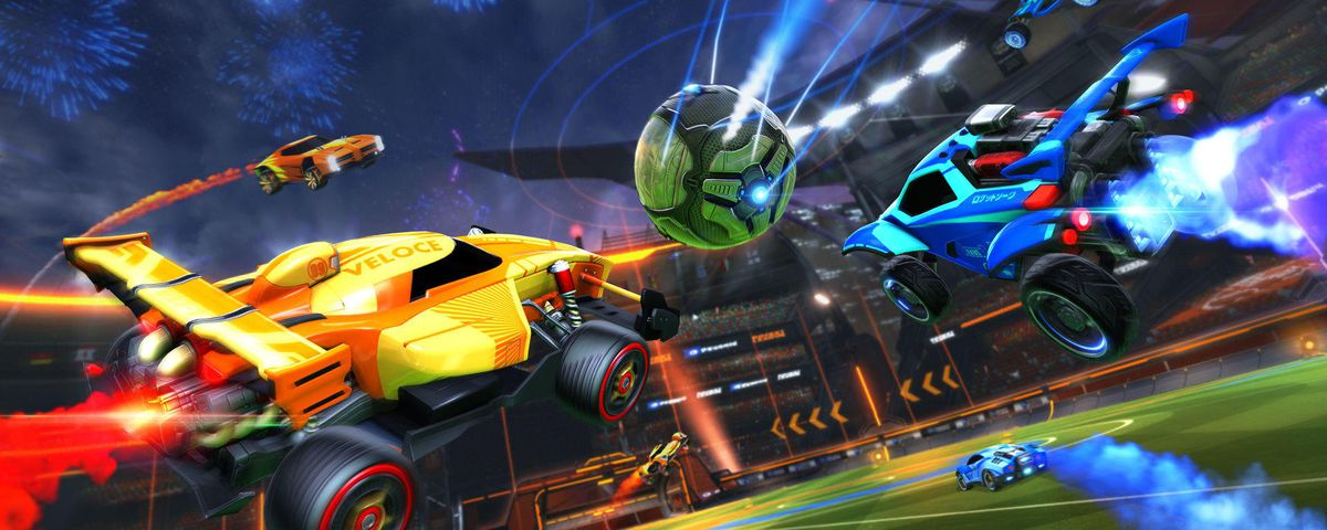 Rocket League review: 3 years, countless updates and professional
