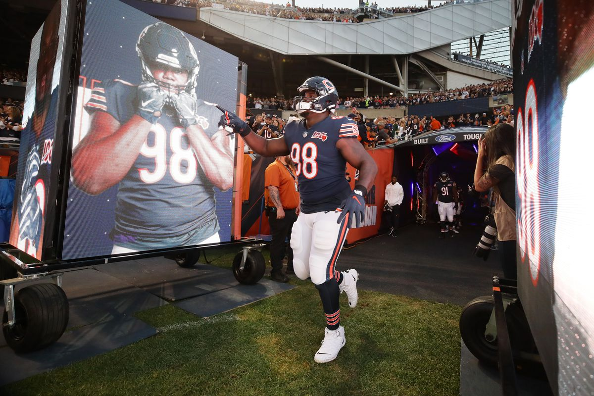 Bears defensive lineman Bilal Nichols likely won't join injured reserve