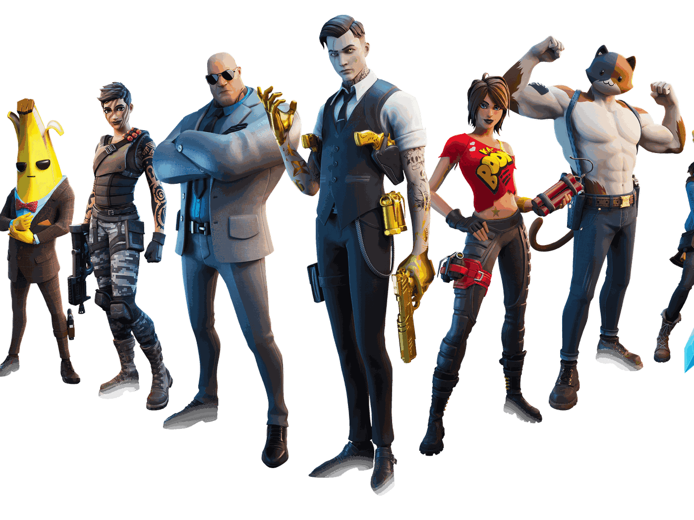 fortnite chapter 2 season 2 is a secret agent themed battle royale the verge fortnite chapter 2 season 2 is a