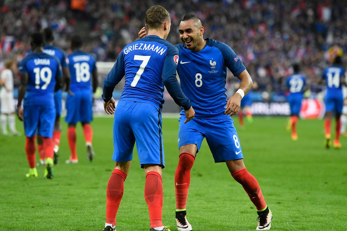 These two are competing for player of Euro 2016, do you have them both?