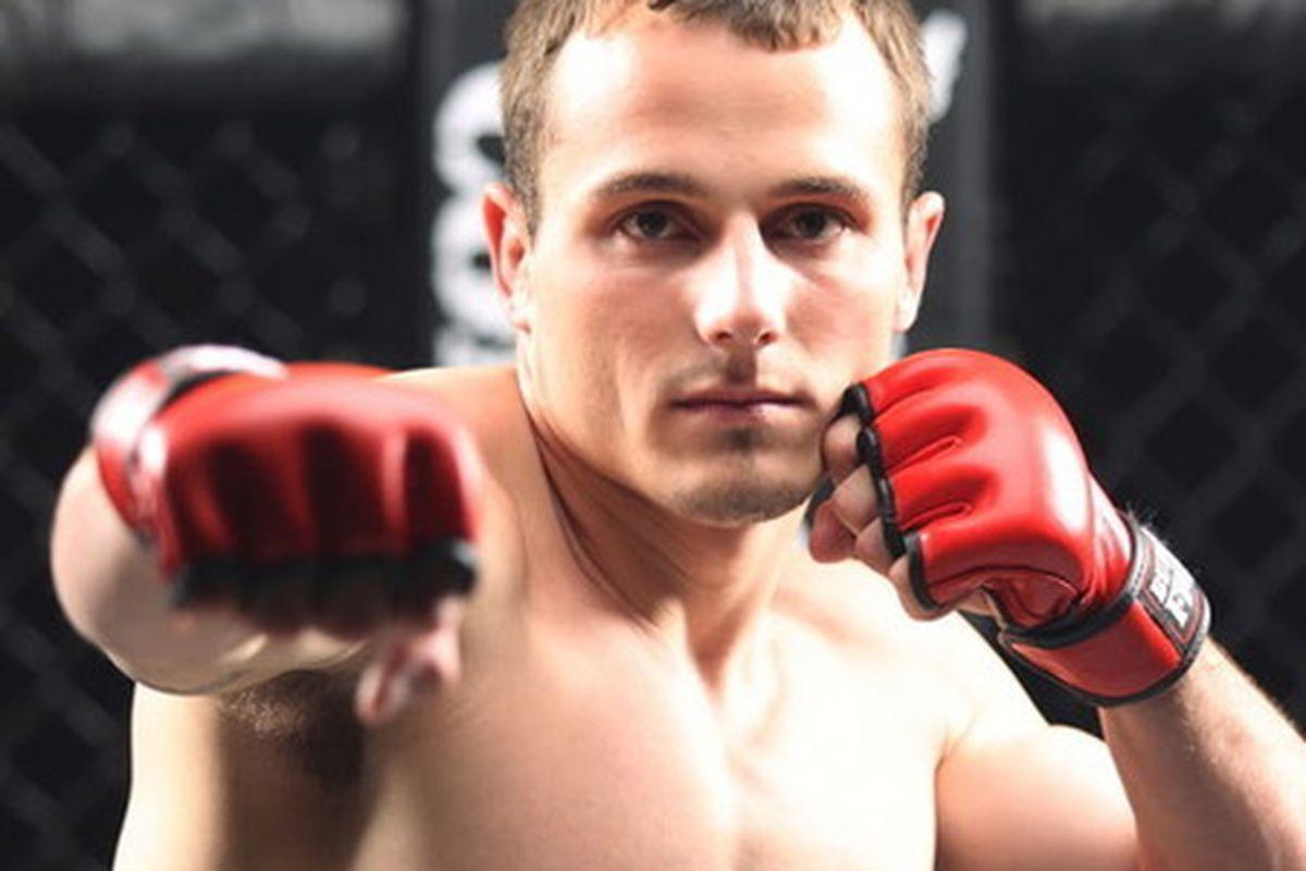 Ultimate Fighter (TUF) 15 contestant Dakota Cochranes gay
