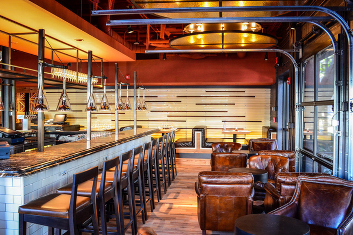 Kr steakbar adding private dining room eater atlanta - Private dining room atlanta ...