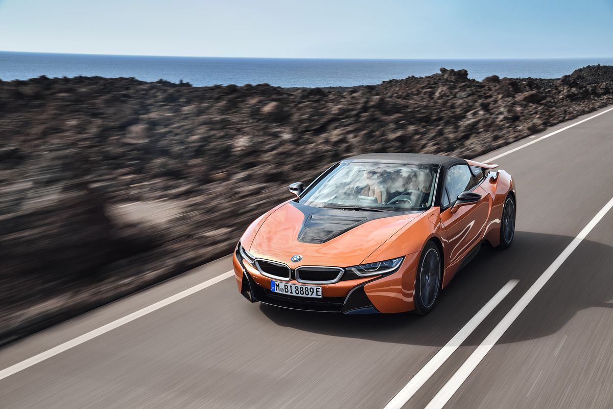 Of Course Bmw Hasn T Said Exactly When The New I8s Will Be Available Or How Much That Ride Cost