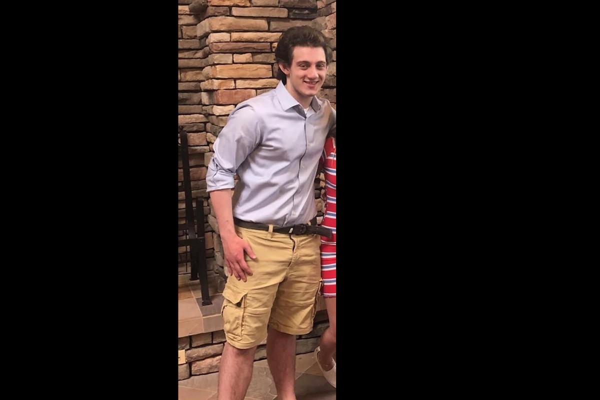 Aidan Beckford was last seen Aug. 30, 2019.