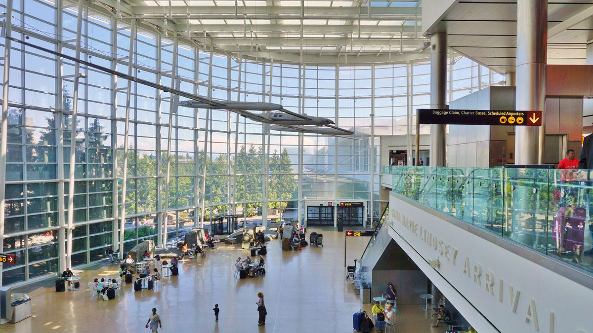 Sea-Tac Airport: what to eat, what to do, how to get around - Curbed ...
