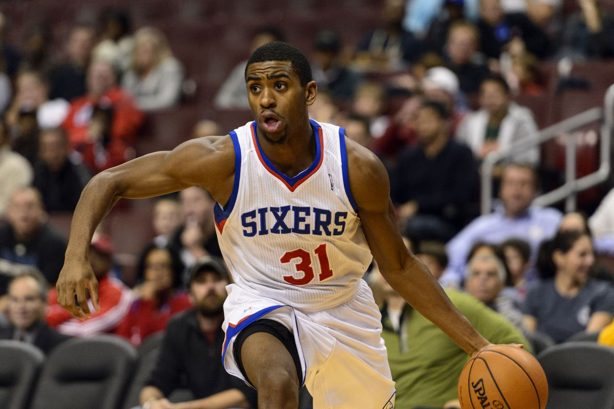 Hollis Thompson has performed well in increased minutes over the Sixers' last 7 games.