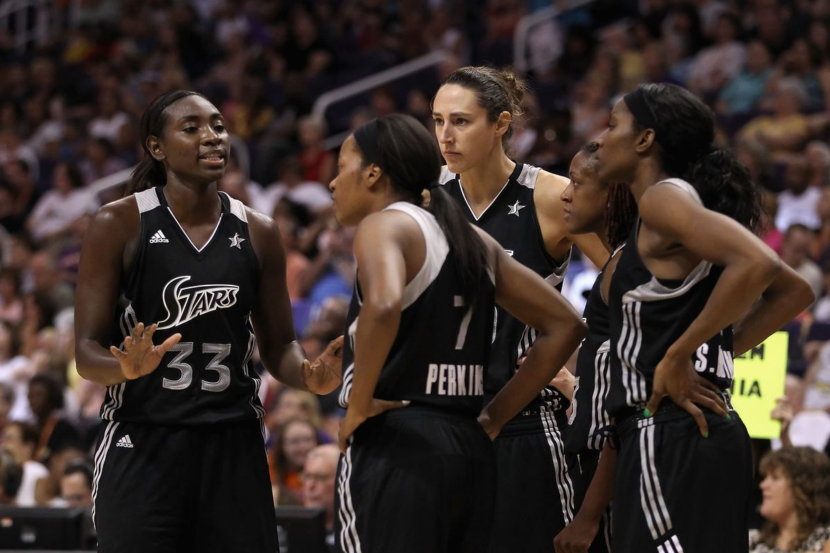 WNBA's San Antonio Stars moving to Vegas