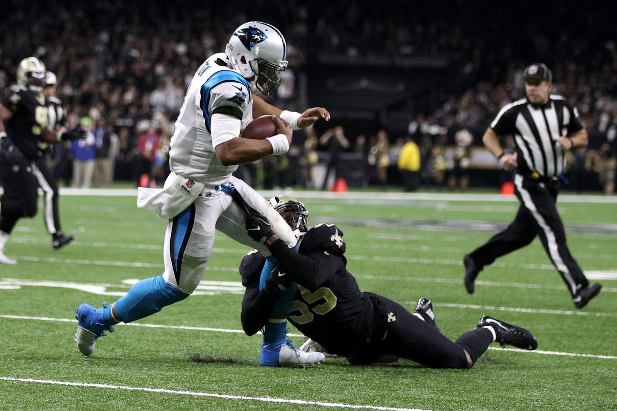 Wild Card Round - Carolina Panthers v New Orleans Saints