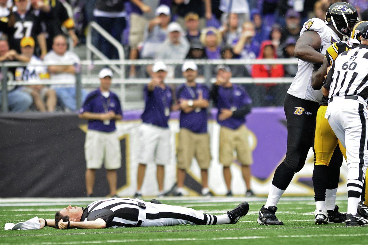 Steelers at Ravens