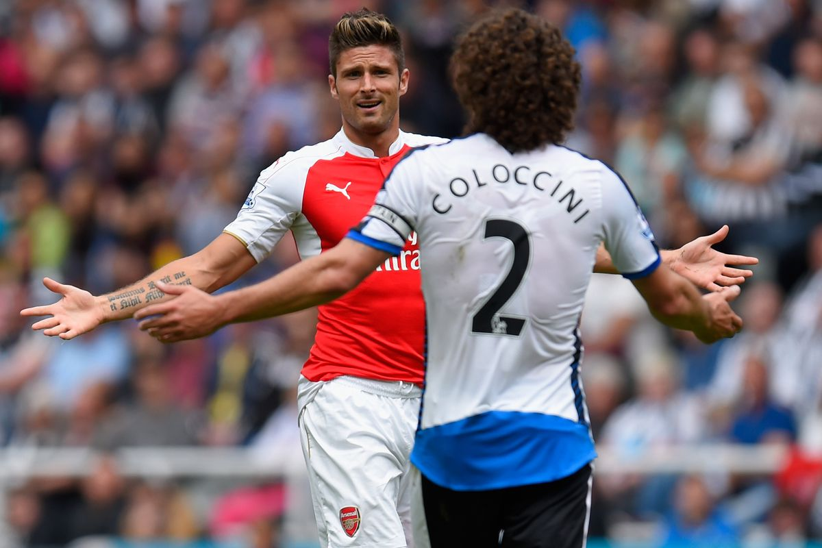 Will the Gunners run riot over Newcastle to ring in the New Year?