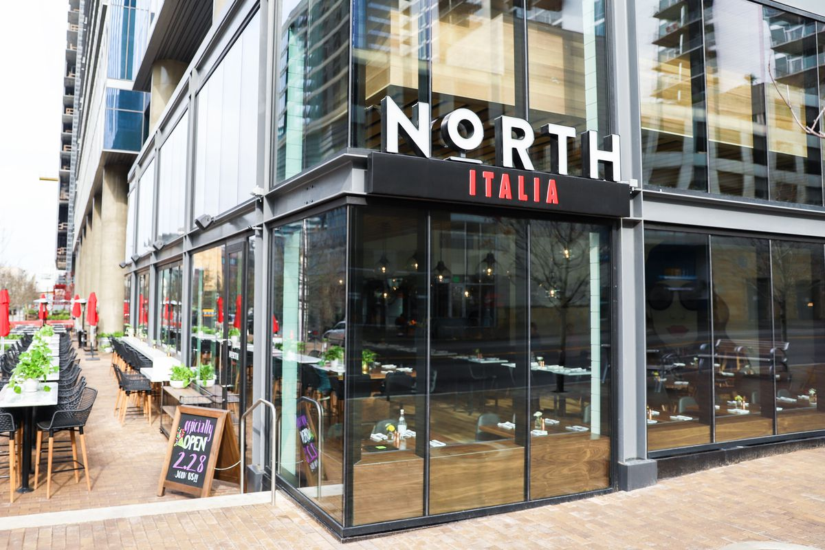 Downtown Italian Restaurant North Italia Is Now Open Eater