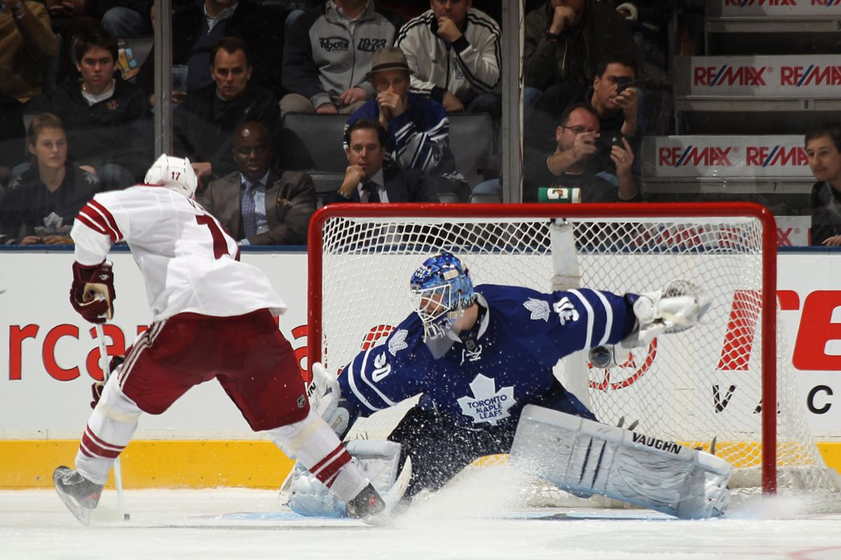 Vrby Move seals the deal! (Photo by Bruce Bennett/Getty Images)