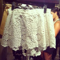 Lovely lace shorts by Stone Cold Fox