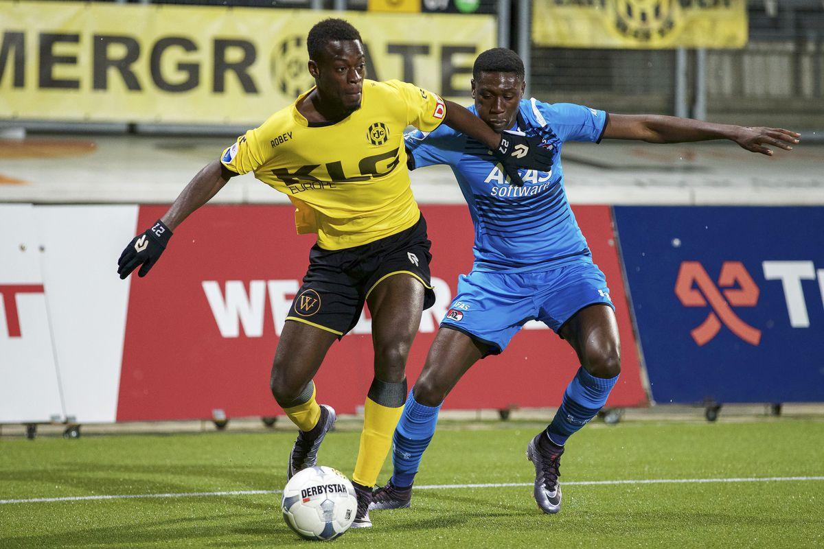 "Dutch Eredivisie - ""Roda JC Kerkrade v AZ Alkmaar"""