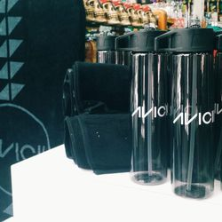 Avicii's $20 water bottles are the only way you should be drinking water, and his $24 towels make wiping off your rave sweat cool. Possibly? Ok, probably not.
