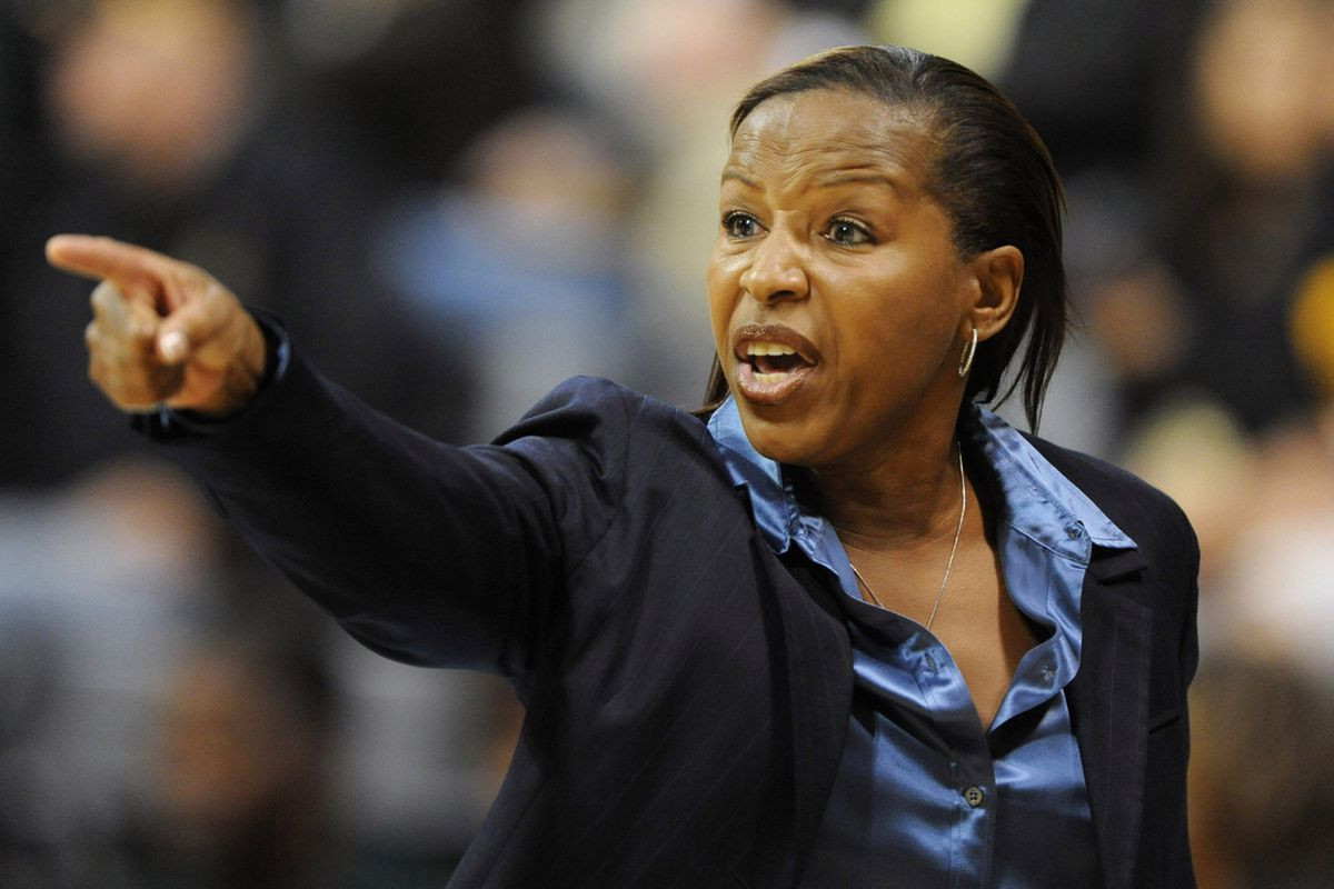 Cynthia Cooper-Dyke is considered a front-runner for the vacant head coaching position at USC