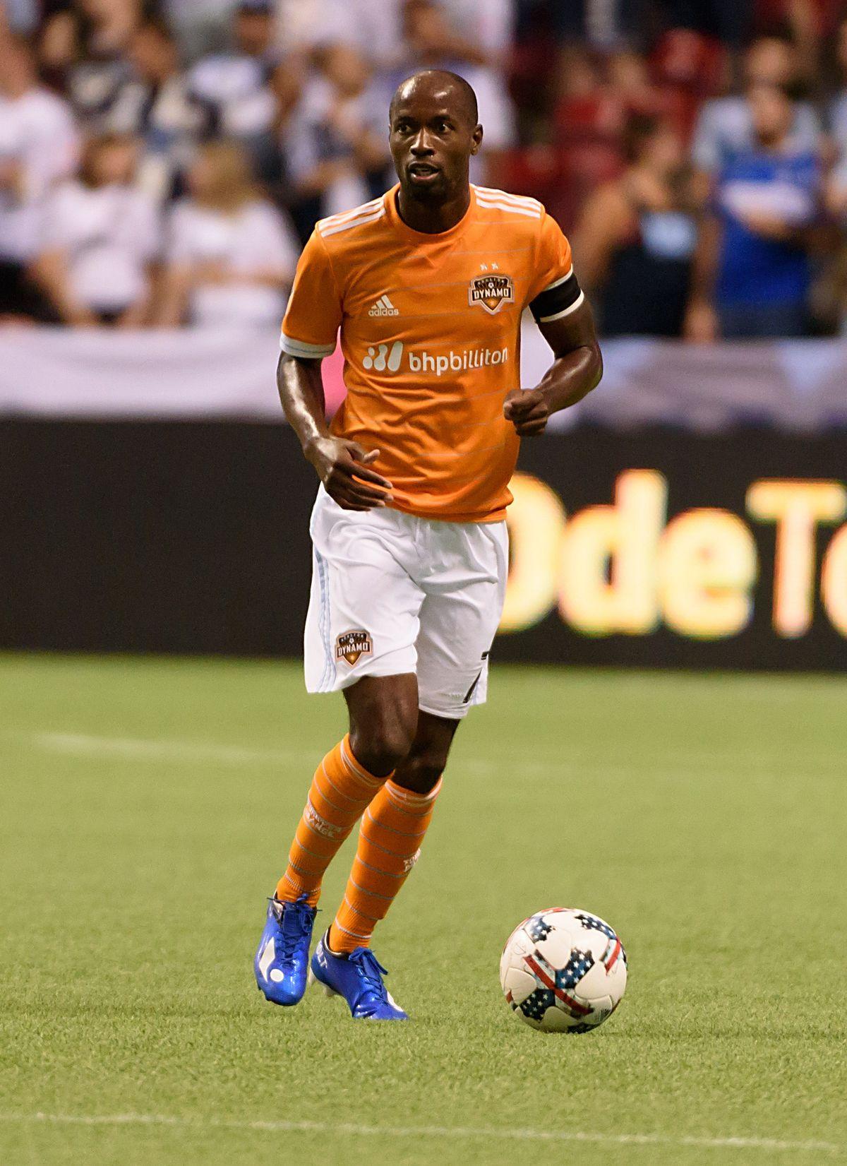 MLS: Houston Dynamo at Vancouver Whitecaps FC