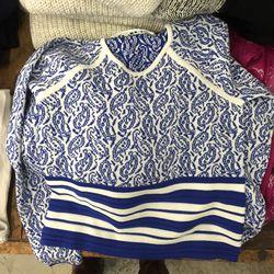 Sweater, $175