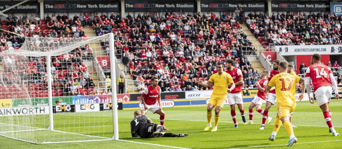 Rotherham United v Bolton Wanderers - Sky Bet League One