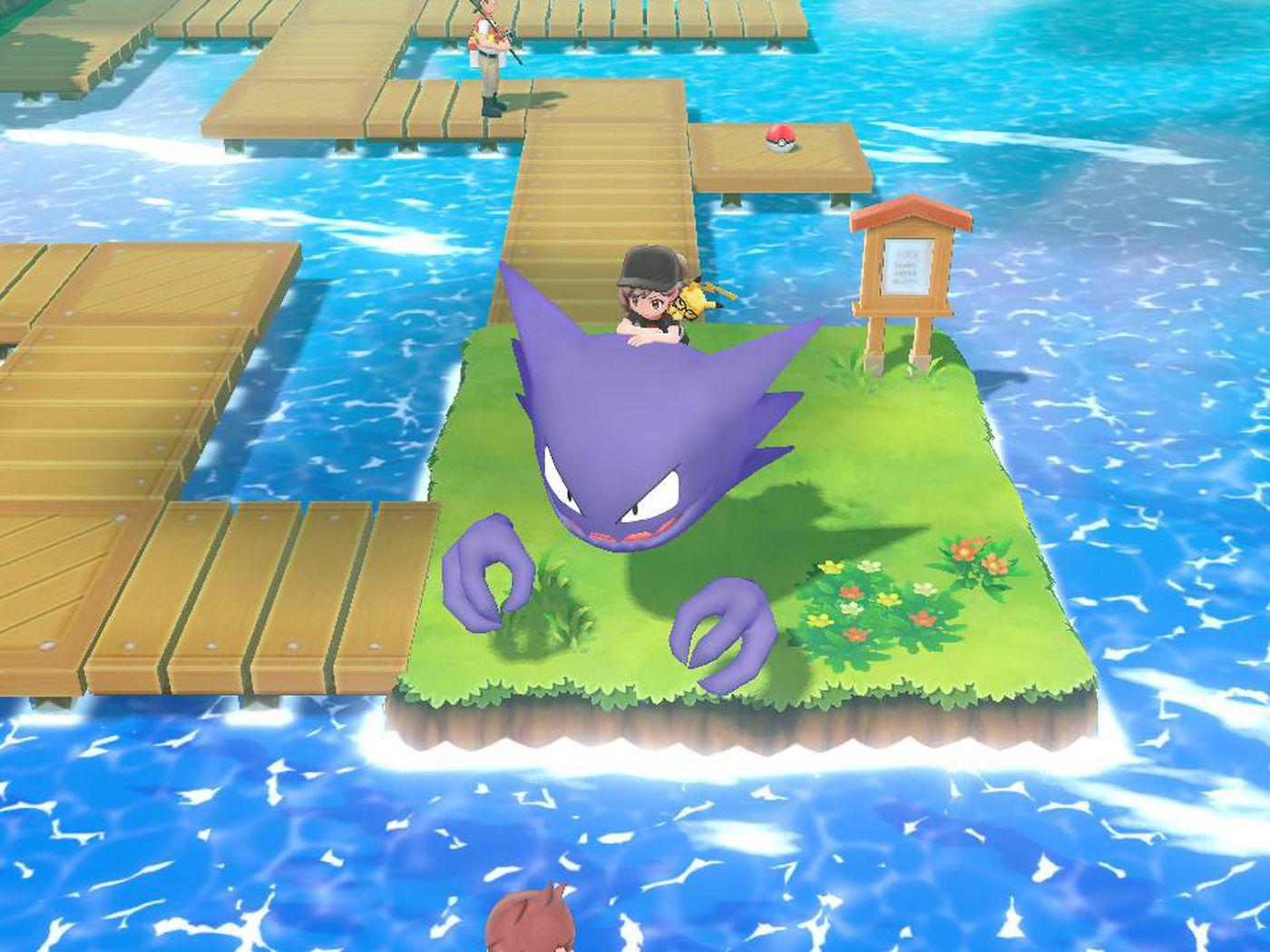 Pokémon Let's Go: Which Pokémon can I ride on? - Polygon