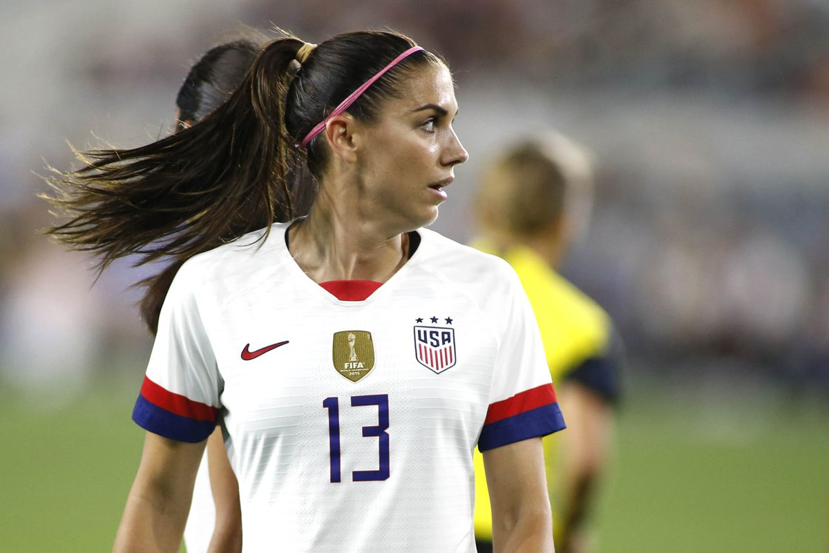 5448c7765 Alex Morgan is one of Time s 100 most influential people - Stars and ...