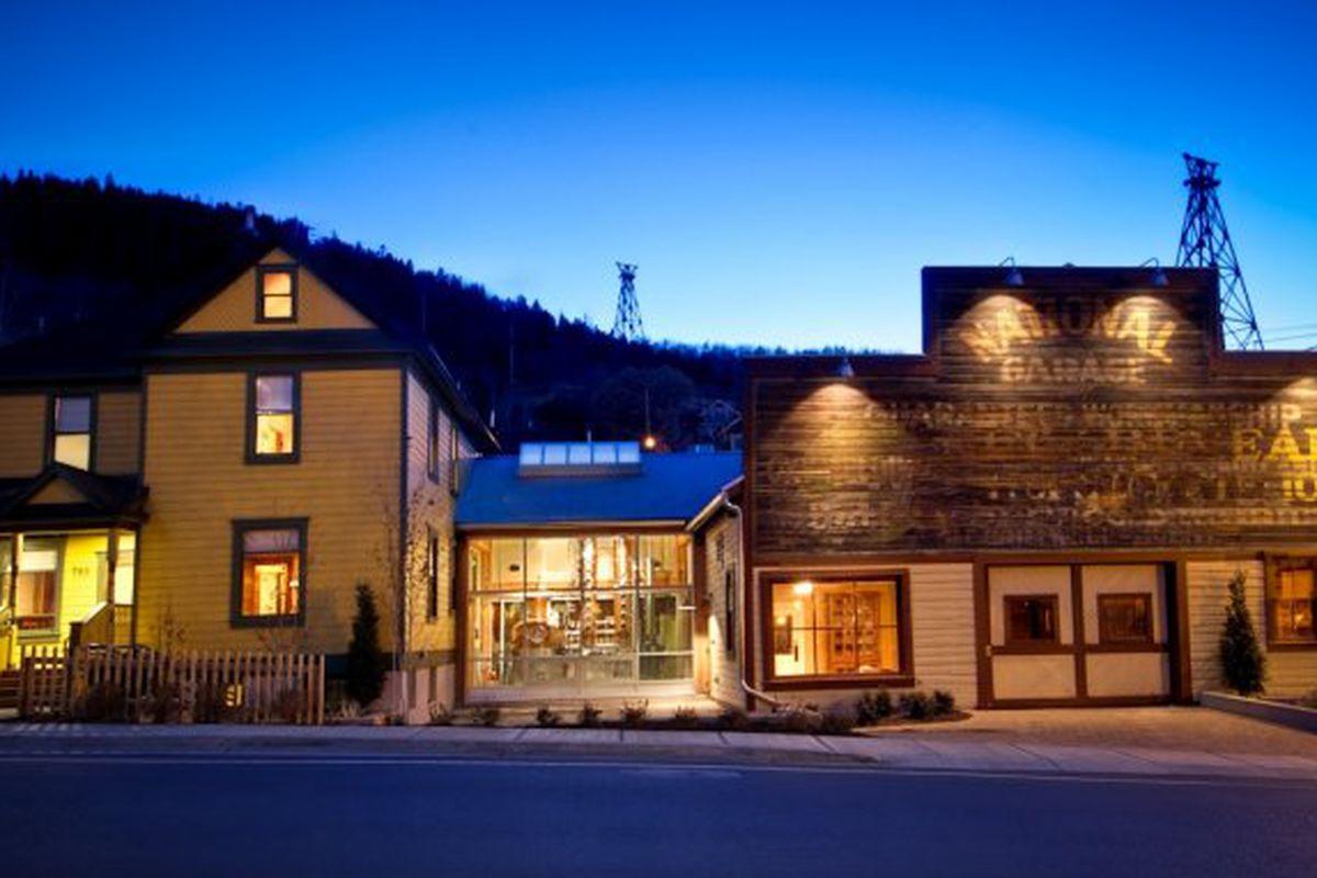 High West Distillery & Saloon in Park City, Utah