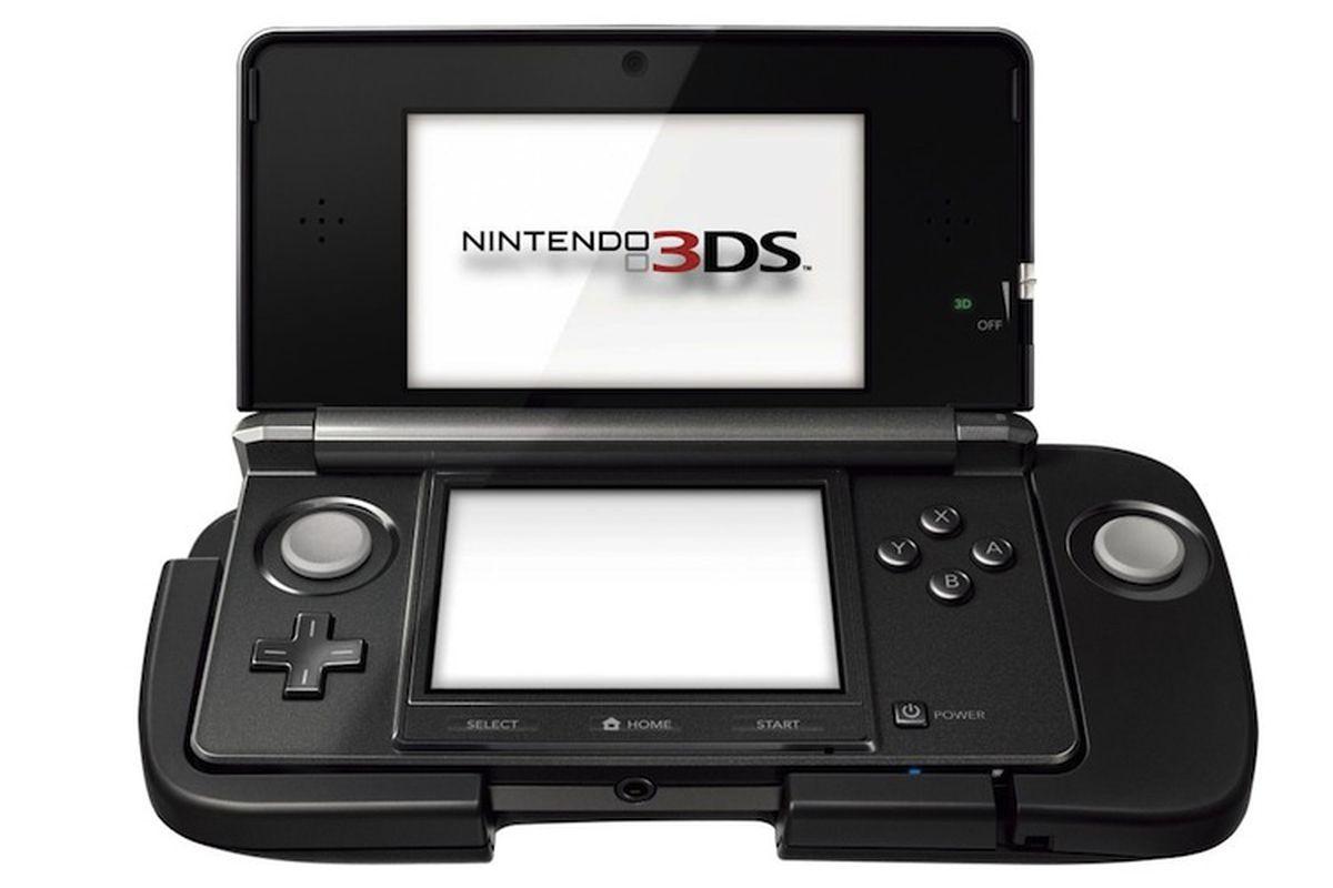 3DS Circle Pad