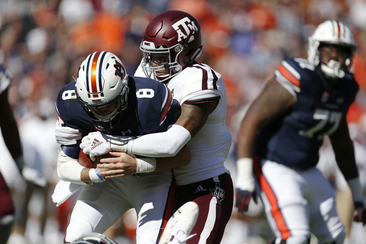In a season full of big games, the Auburn Tigers may be the Texas A&M Aggies' biggest test