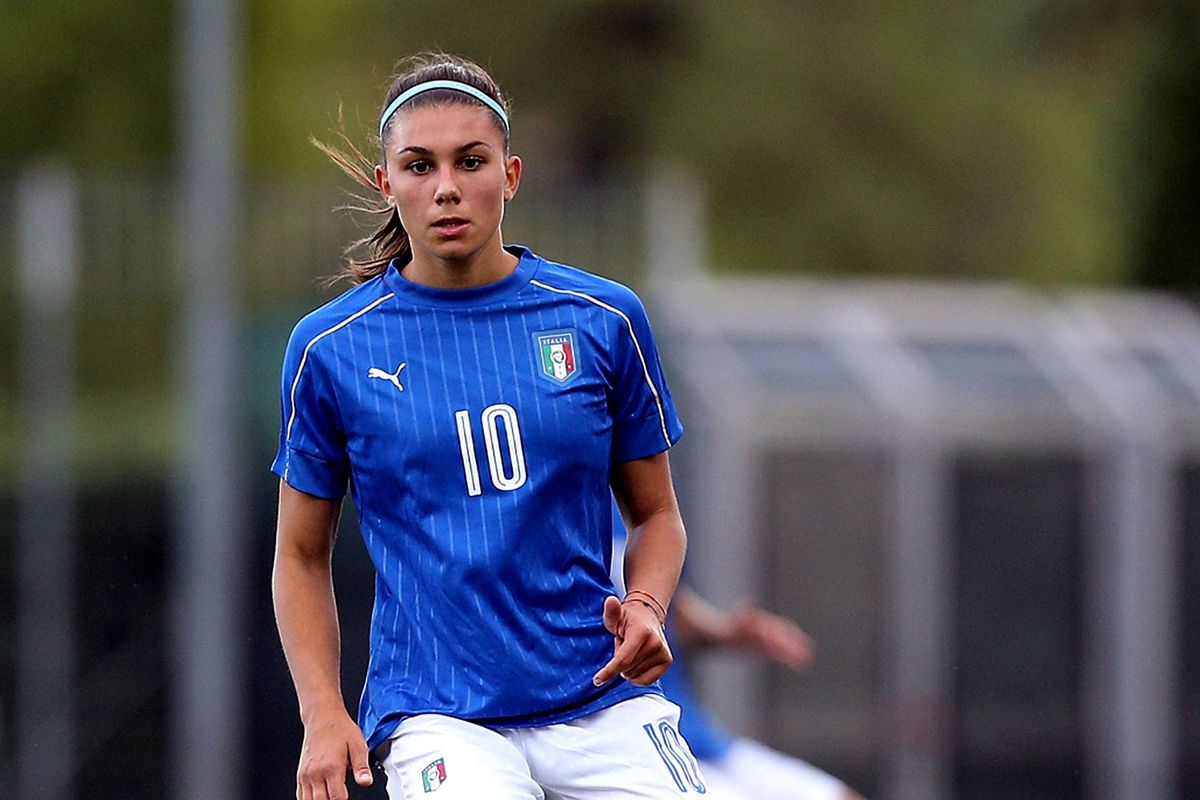 Italy U19 v Spain U19