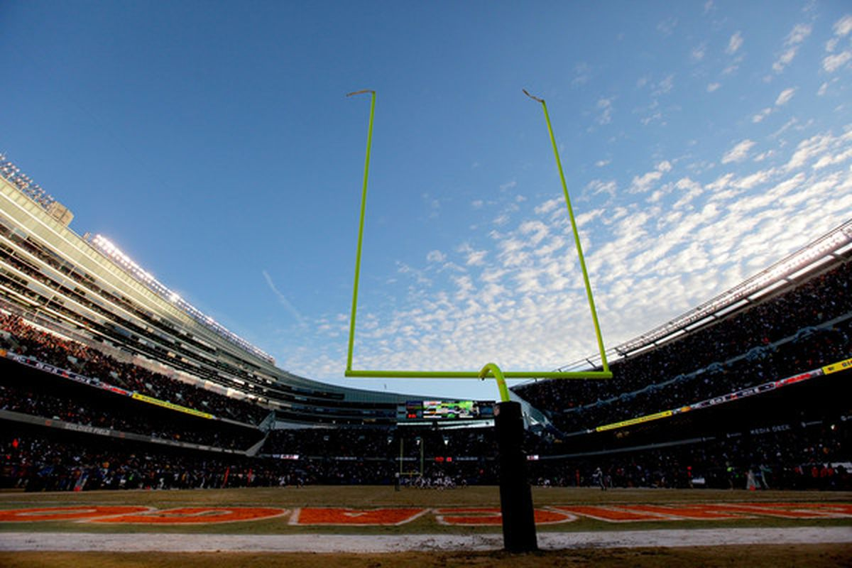 Should the Big Ten have its championship game at Soldier Field in Chicago?