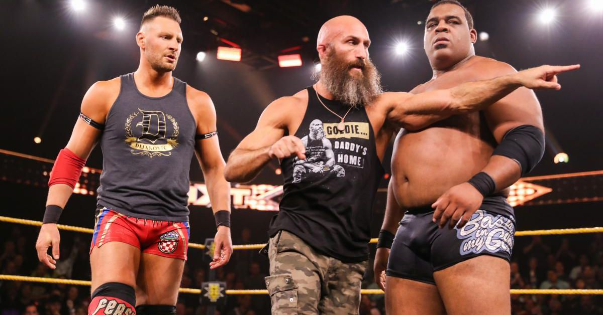 NXT preview (Nov. 20, 2019): Still work to do - Cageside Seats