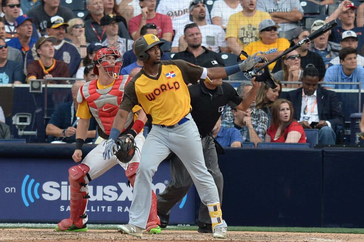 MLB: All Star Game-All Star Futures Game