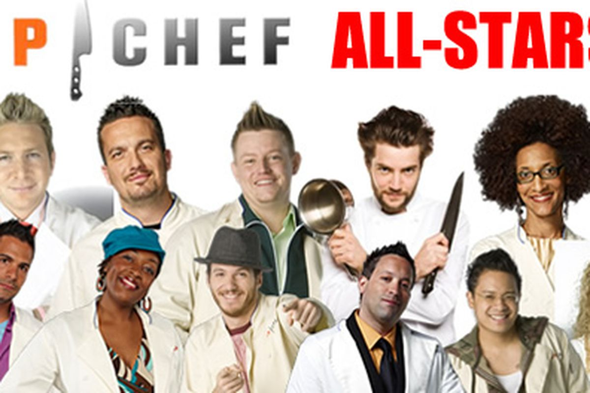 The Rumored Contestants on Top Chef All-Stars