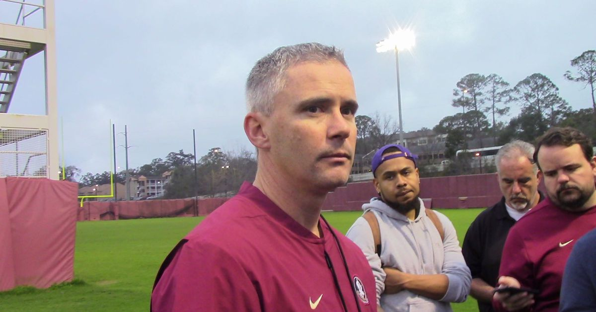 Tour of Duty: FSU Football Coach Mike Norvell Interview
