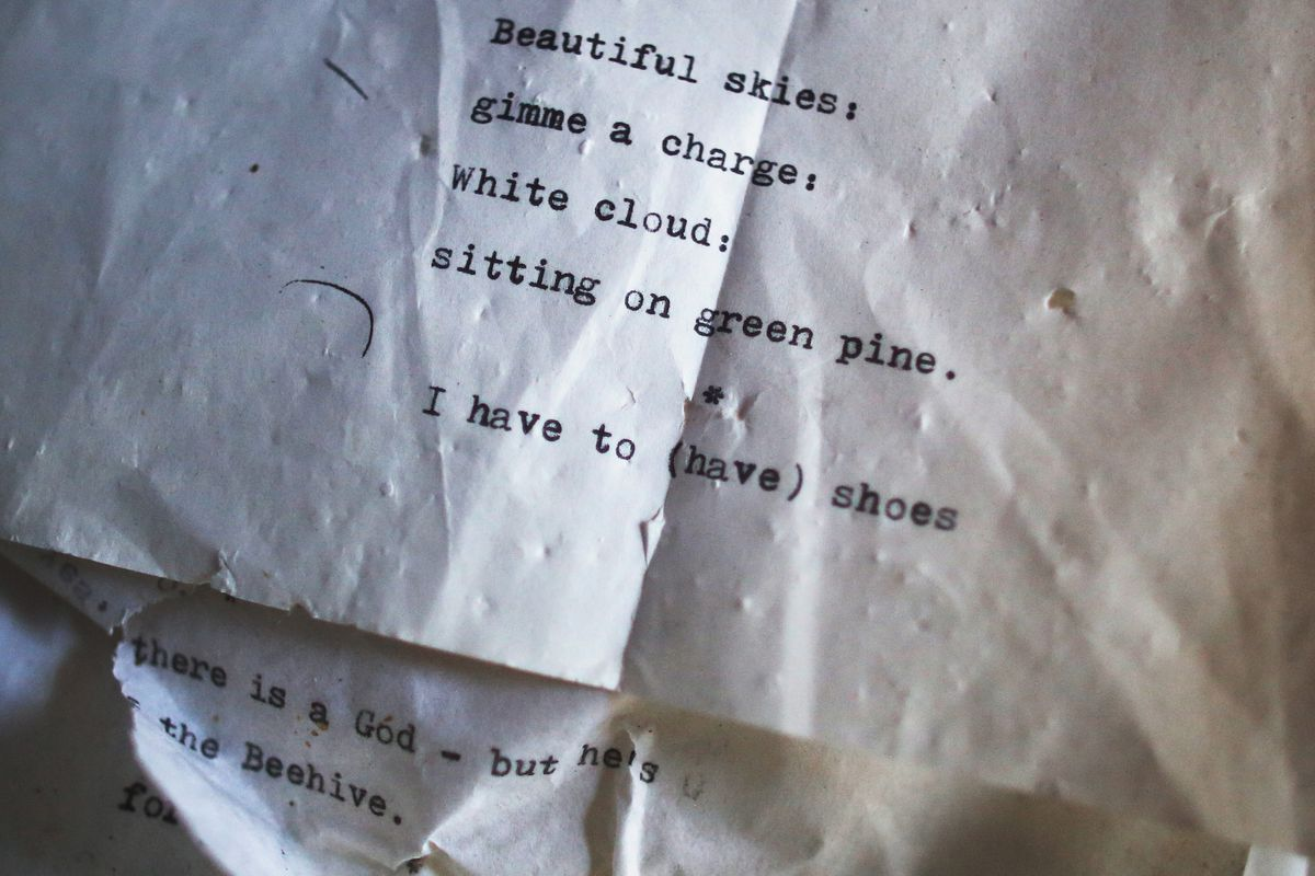 poetry from the Beat generation