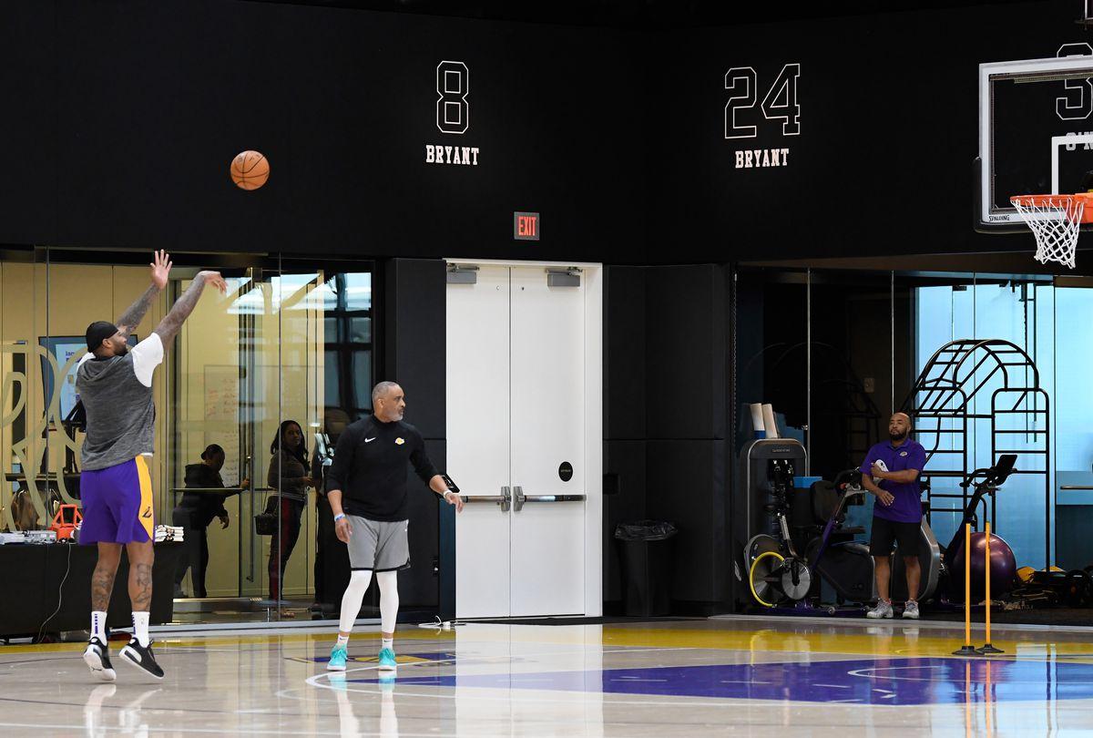 NBA: Los Angeles Lakers-Media Availability