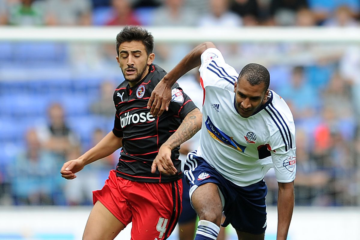 Bolton Wanderers v Reading - Sky Bet Championship