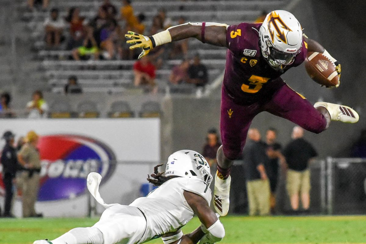 ASU Football: Practice Report (9/10)