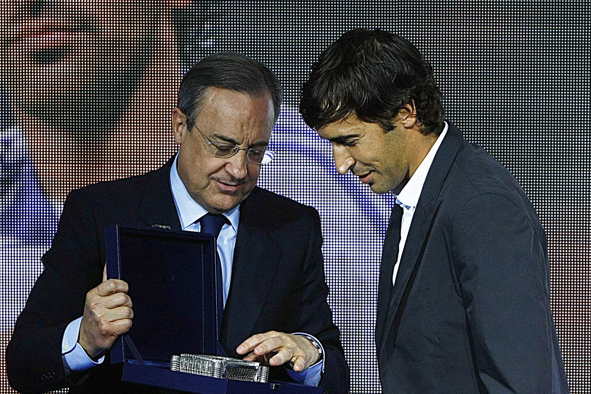 Spanish Player Raul Confirms Exit From Real Madrid Football Team