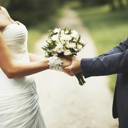 A company that specializes in forecasting marriage and fertility trends said the U.S. marriage rate has hit a record low and is not done declining. But it may be bottoming out.