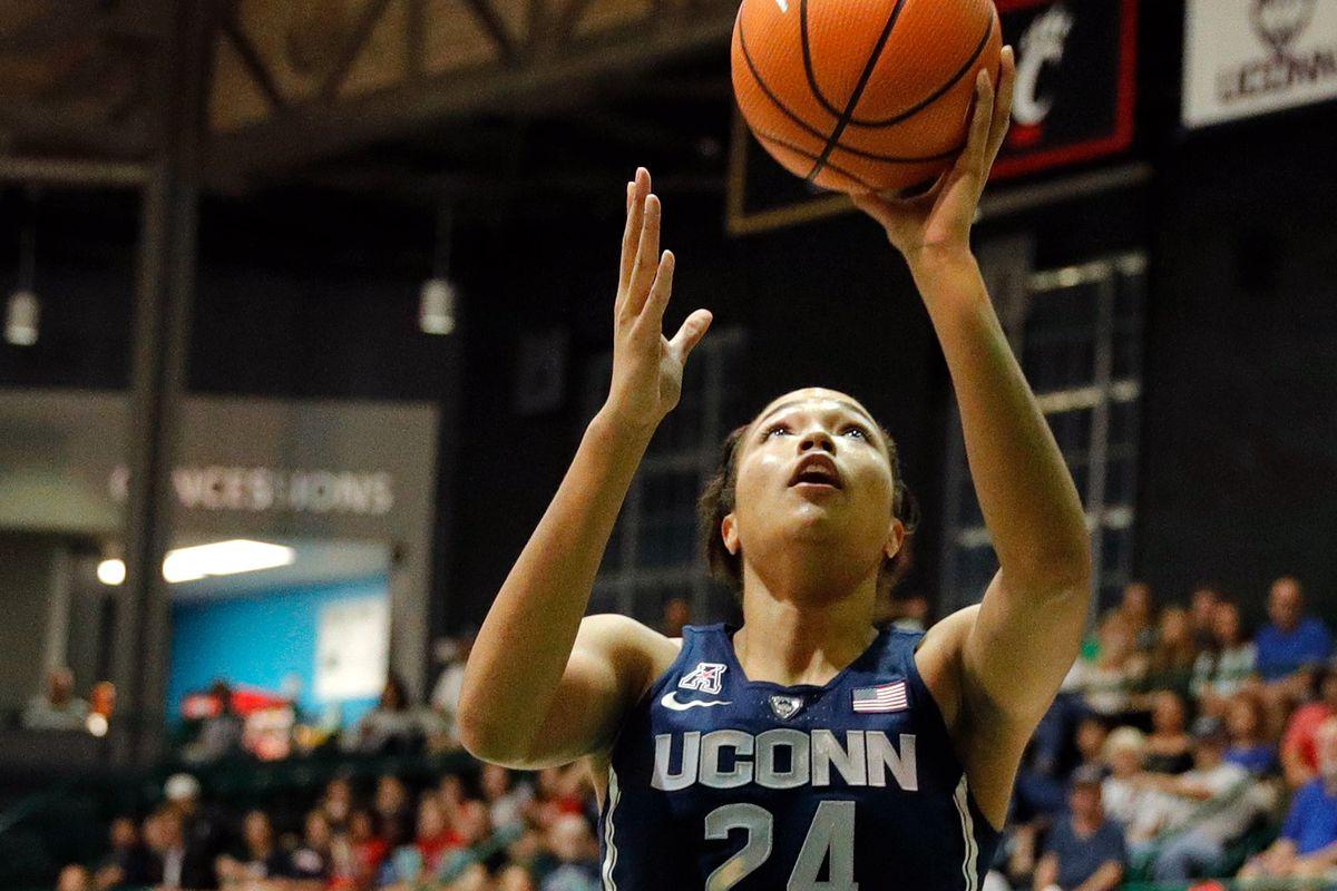 NCAA Womens Basketball: Connecticut at Tulane