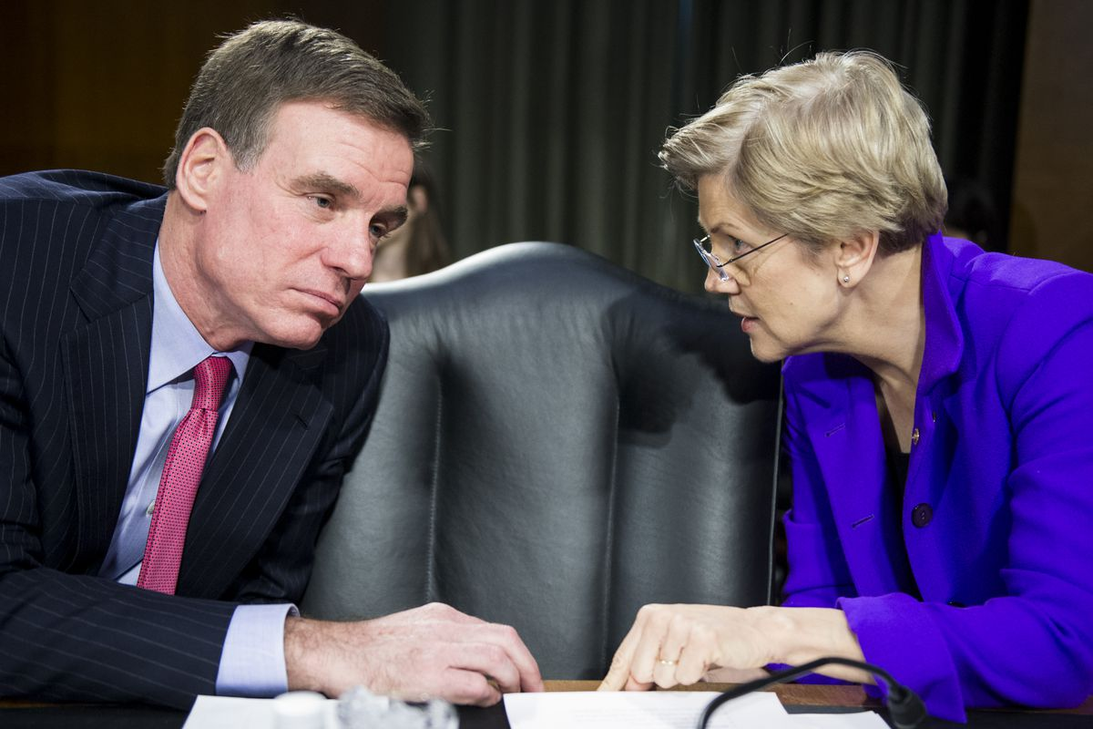 Warren, Warner propose 'massive' fines for breaches at credit bureaus
