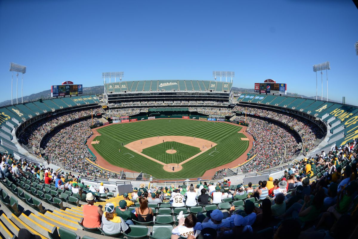 """You can't spell """"Coliseum"""" with """"C mius,"""" so, close enough. We'll give the park a C-."""