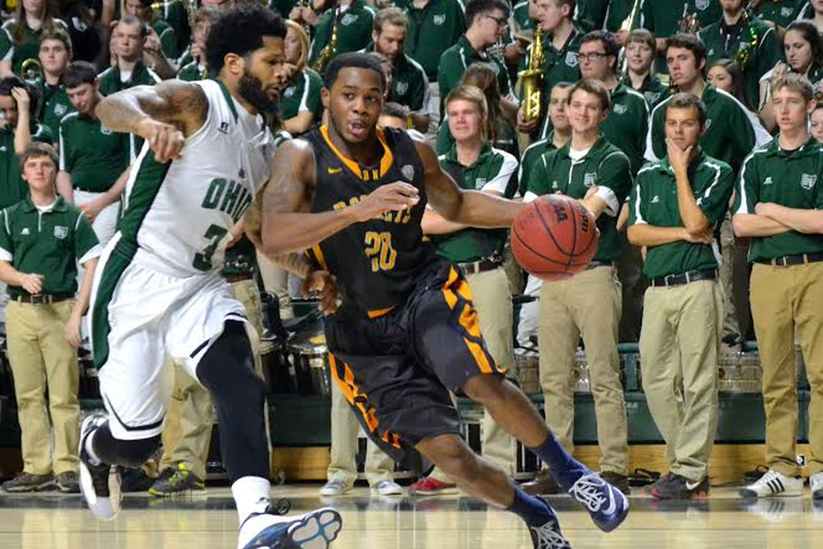 Juice Brown and the Toledo Rockets put up an impressive MAC season but fell short of the conference crown.
