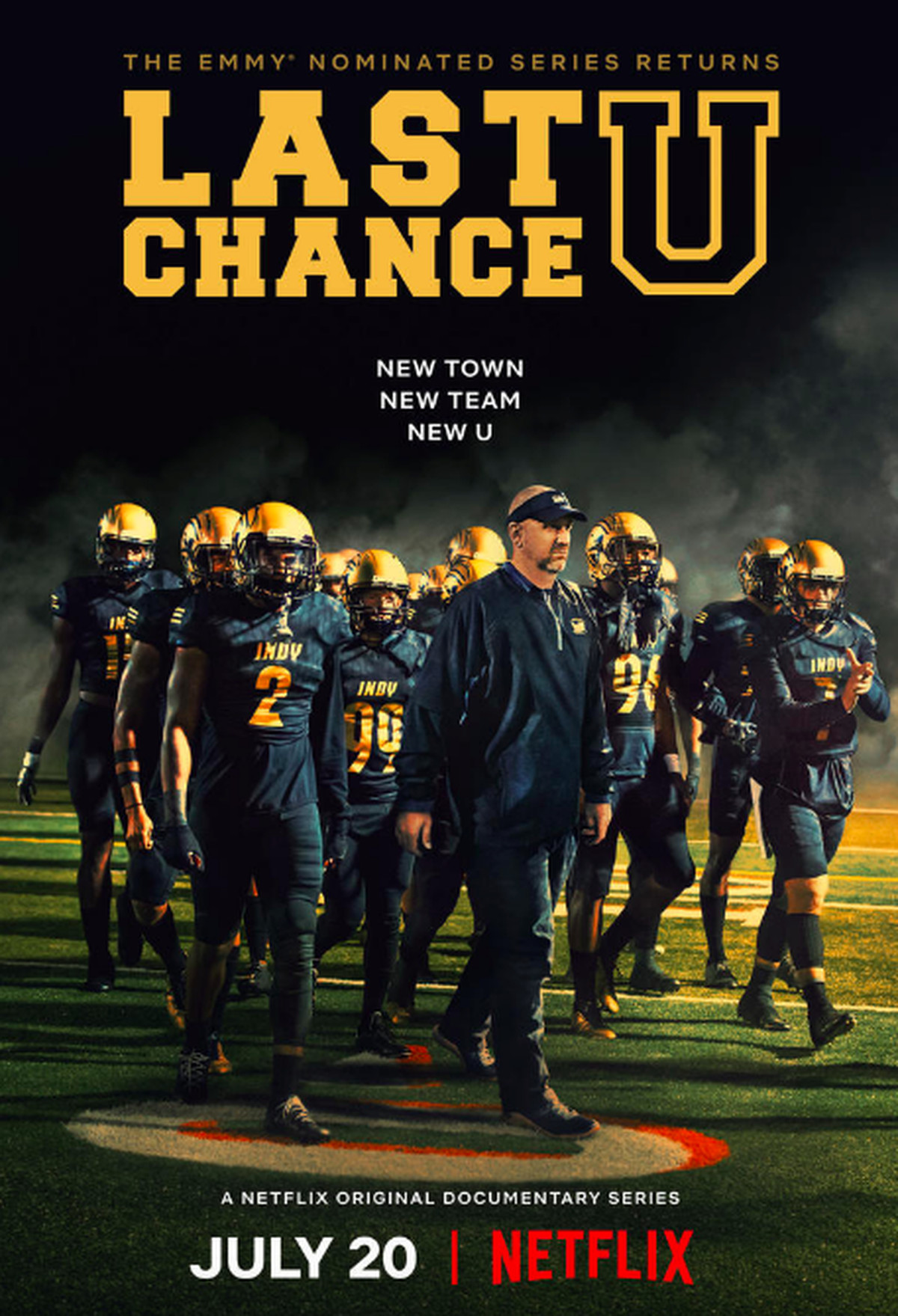 Image result for last chance u indy