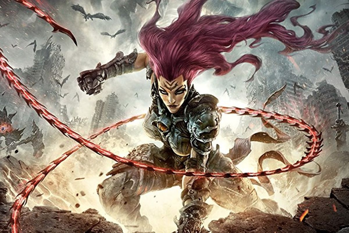 Darksiders 3 Story Details Images Leak Via Amazon Polygon