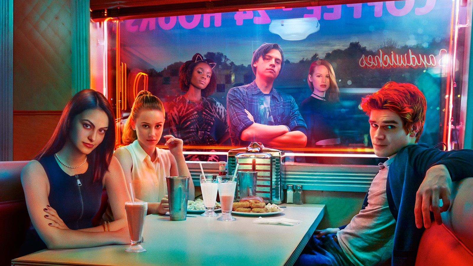Riverdale Wallpaper: What To Expect From Riverdale, Now That You Can Binge It