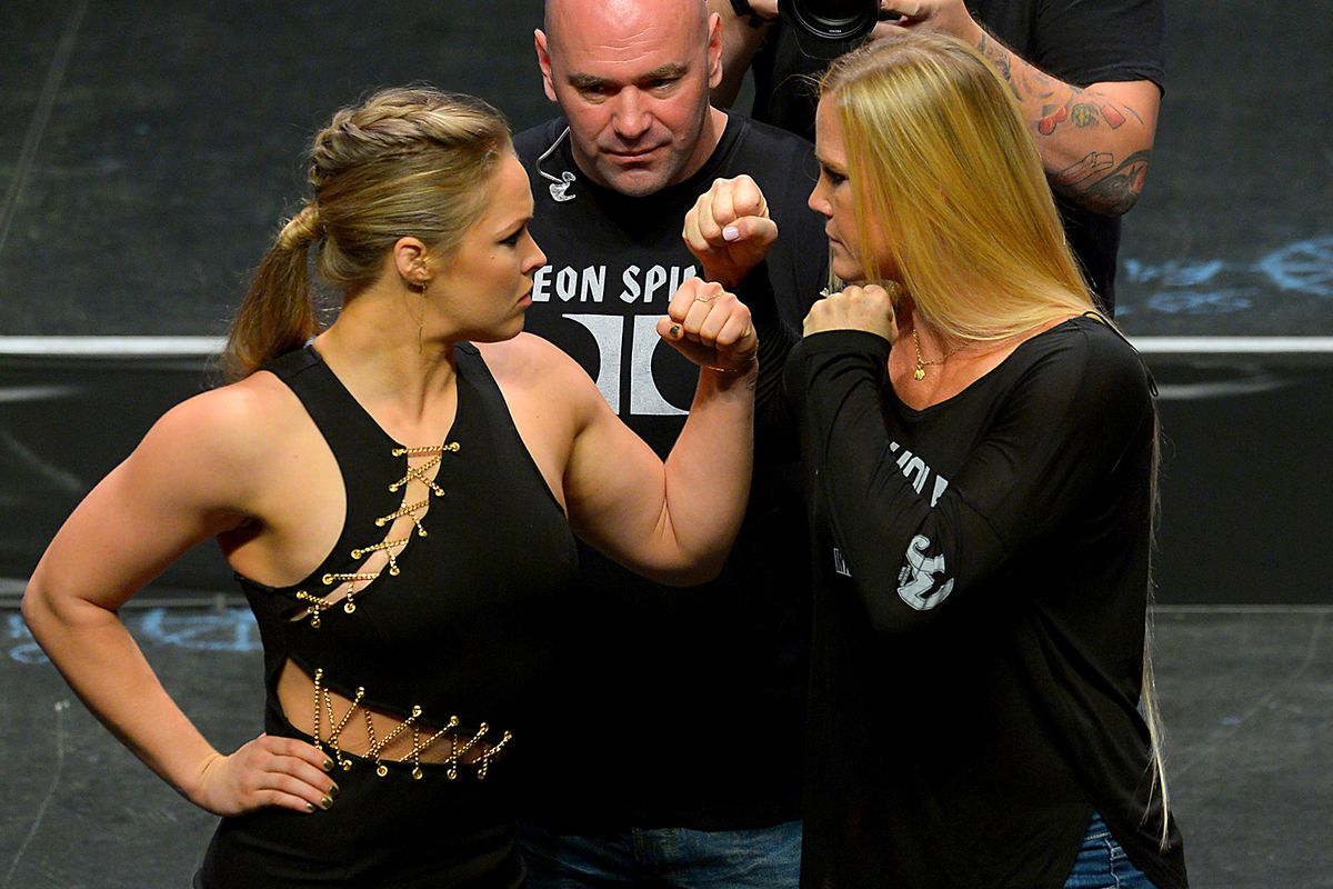 c8caa8cb81c5 UFC 193 - Rousey vs Holm  Live coverage and discussion for curious boxing  folk