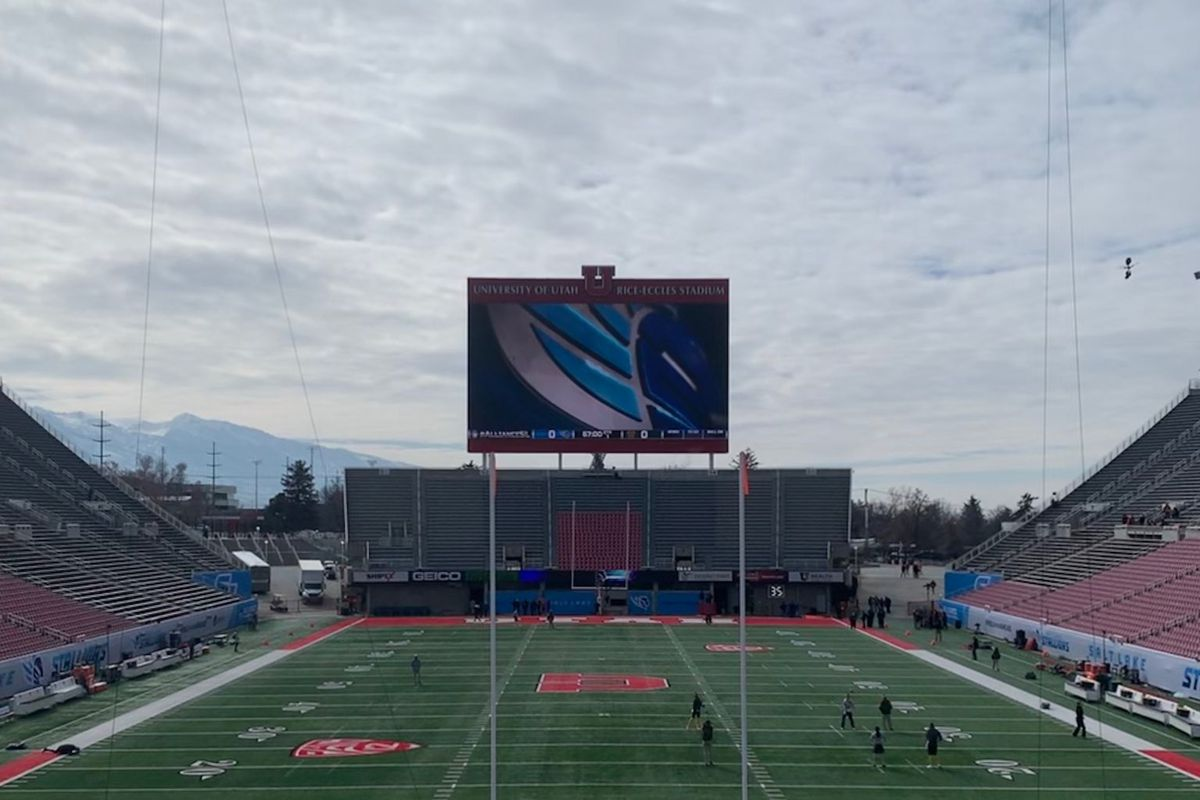 Experiences From Salt Lake Stallions First Home Game In Utah